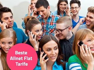 So geht Telefonie in alle Netze am günstigsten - Allnet-Flat-Tarife